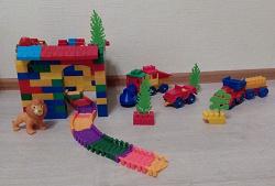 Отдается в дар «Лего»