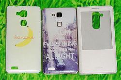 Отдается в дар «Чехлы для Huawei Ascend Mate 7»