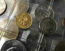 Отдается в дар «Монеты в коллекцию.»