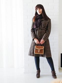Отдается в дар «Пальто, размер 44»