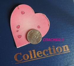 Отдается в дар «Две монеты по пять «баксов»»