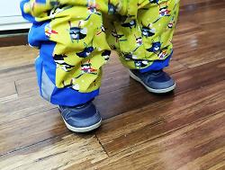 Отдается в дар «Детские ботинки GEOX размер 23»
