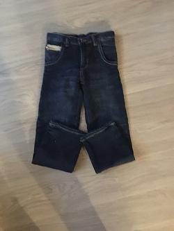 Отдается в дар «зимние джинсы»