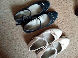 Отдается в дар «Туфли для девочки»