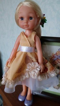 Отдается в дар «Куколка — красавица»