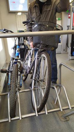 Отдается в дар «Два велосипеда»