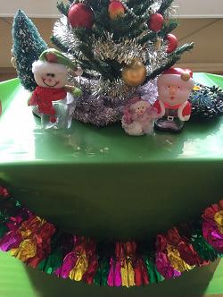 Отдается в дар «Дед Мороз — копилка»