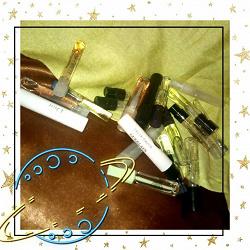 Отдается в дар «Пробники парфюма»