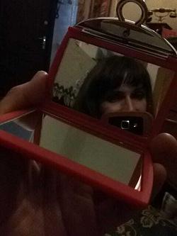 Отдается в дар «Небольшое зеркальце»