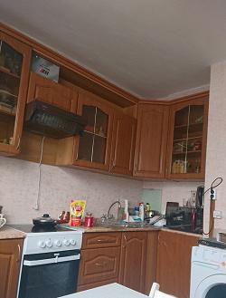 Отдается в дар «Кухонный гарнитур встроенный»