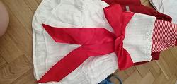 Отдается в дар «Летнее платье 80-86»