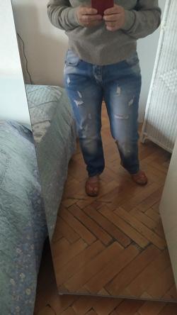 Отдается в дар «Брюки, джинсы женские»