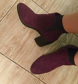 Отдается в дар «Ботинки»