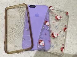 Отдается в дар «Чехлы и бамперы для смартфонов (б/у) — добавлено»