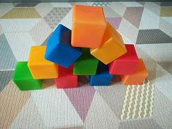 Отдается в дар «Детские кубики из СССР»