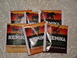 Отдается в дар «Чайные пакетики и ярлычки Кеника»