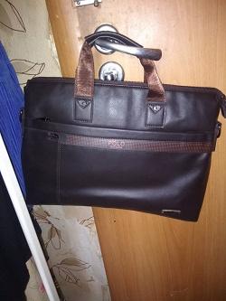 Отдается в дар «Портфель для документов/ноутбука»