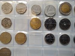 Отдается в дар «В коллекцию — Италия 5 и 10 лир»