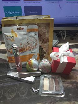 Отдается в дар «Подарки на Новый год)»