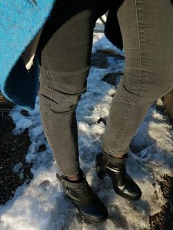 Отдается в дар «Обувь женская 36- 36,5 р-р»