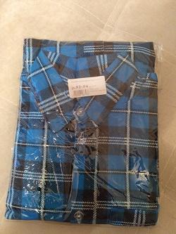Отдается в дар «Рубашки мужские флан., новые»