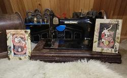 Отдается в дар «Швейные машинки»