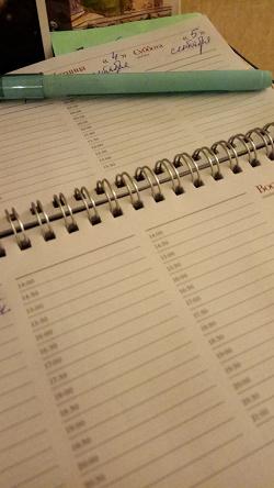 Отдается в дар «Ежедневник»