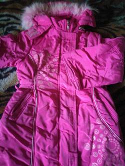 Отдается в дар «Куртка для девочки»