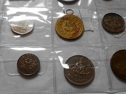 Отдается в дар «10 центов Сингапура»