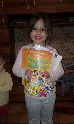 Отдается в дар «Книги для обучения (обновляется): английский, информатика 2»