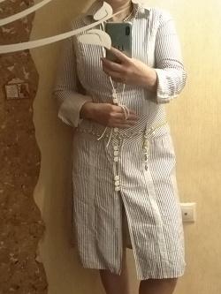 Отдается в дар «Новое платье, р-р 46»