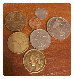 Отдается в дар «Монетные малышки»