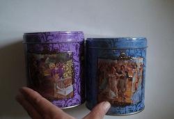 Отдается в дар «Коробки из металла для хранения»