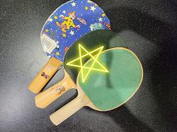 Отдается в дар «Ракетки для пинг-понга»
