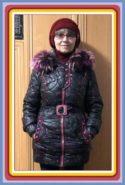 Отдается в дар «Куртка зимняя 44-46»
