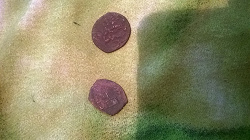 Отдается в дар «Монеты Золотой Орды.»