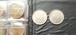 Отдается в дар «В коллекцию — 1 франк Бельгия»