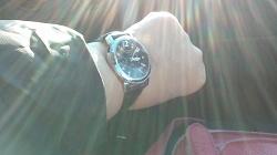 Отдается в дар «Часы наручные денские»