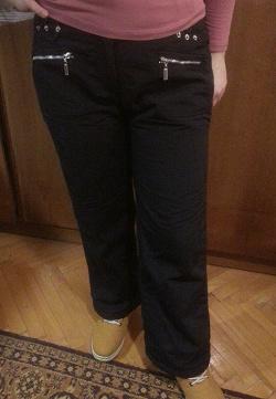 Отдается в дар «Утеплённые женские штаны»