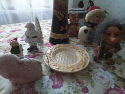 Отдается в дар «Набор фигурок «Новогодний» для коллекции»