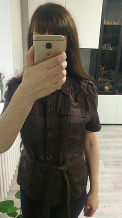 Отдается в дар «Типо пиджак с коротким рукавом»