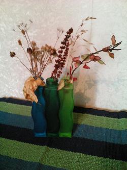 Отдается в дар «Зелёные вазы Икеа»
