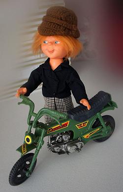 Отдается в дар «Игрушка мотоцикл»