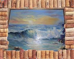 Отдается в дар «Картина маслом»