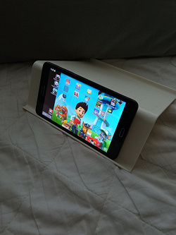 Отдается в дар «Подставка для планшета из икеи»