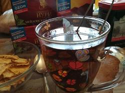 Отдается в дар «Чай черный «Нури»»