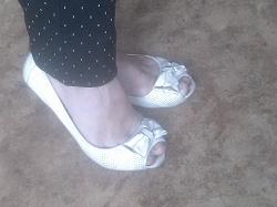 Отдается в дар «Обувь летняя»