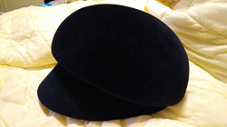 Отдается в дар «Шляпа, шляпка 54-55 разм.»