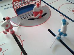 Отдается в дар «Игра настольная хоккей.»
