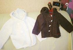 Отдается в дар «вещи для малышей от 3 до 12 месяцев.»